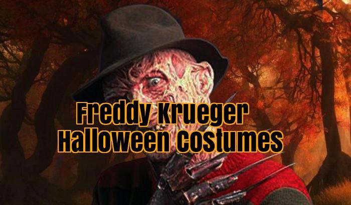 & Freddy Krueger Halloween Costumes - Best Costumes for Halloween