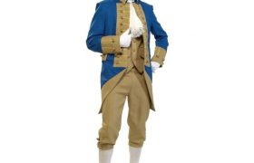 George Washington Halloween Costume