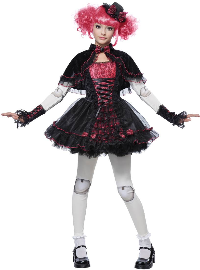 doll halloween costumes for kids and adults