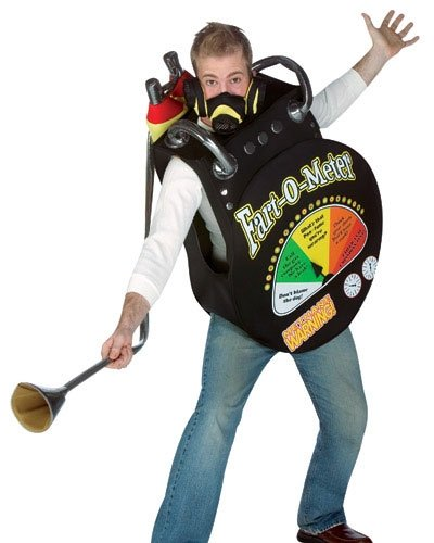 Halloween Costumes That Will Make You Fart!