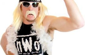 Hollywood Hulk Hogan Halloween Costumes