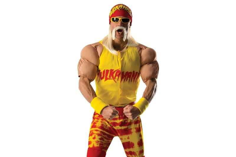 Hulk Hogan Halloween Costumes