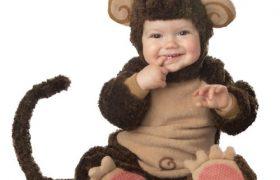 Infant Monkey Halloween Costumes