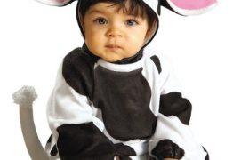 Infants Cow Halloween Costume