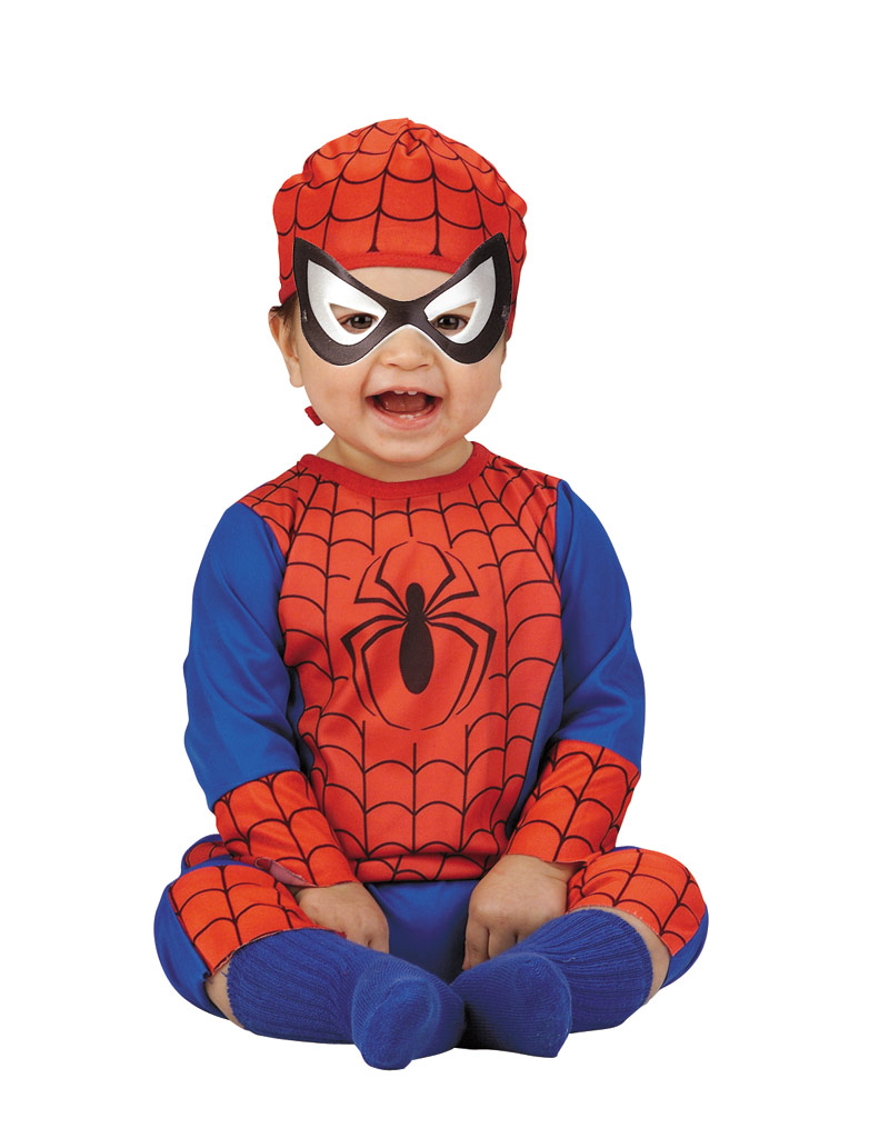 Infants Spider-Man Halloween Costumes