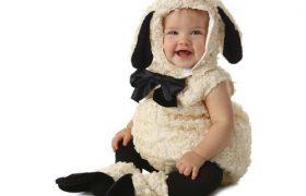 Lamb Halloween Costumes for Babies
