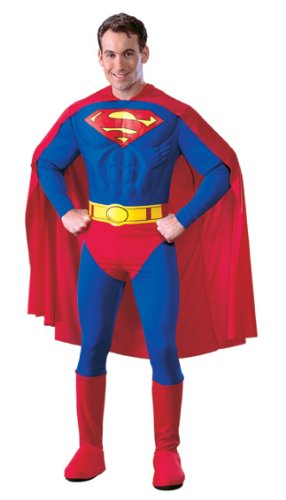 Man of Steel Superman Halloween Costumes