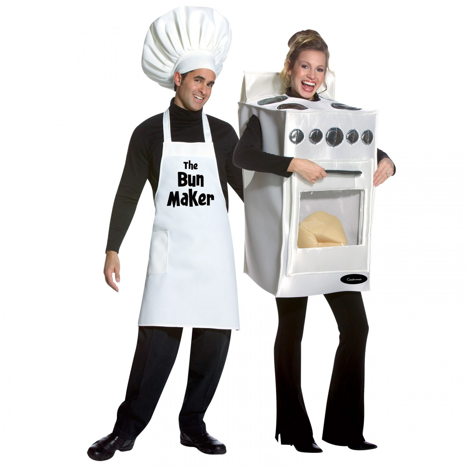 Maternity Halloween Costumes for Couples