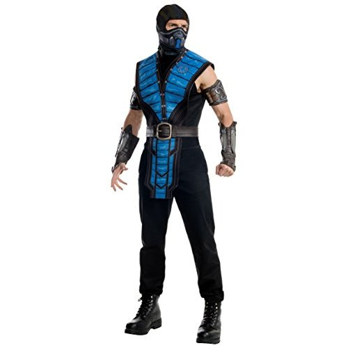 Mortal Kombat Video Game Character Costumes Best Costumes For