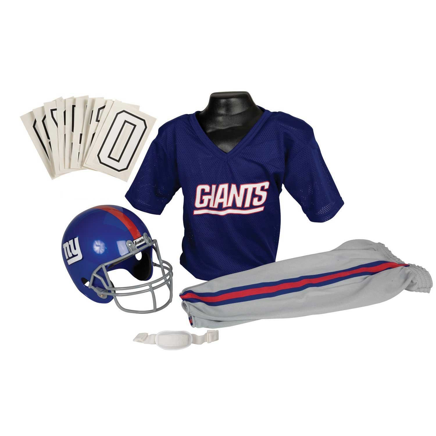 New York Giants Football Baby//Toddlers //Girl Headband
