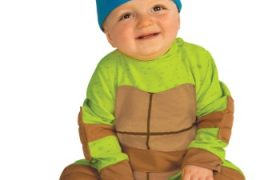 Ninja Turtle Halloween Costume for Infants