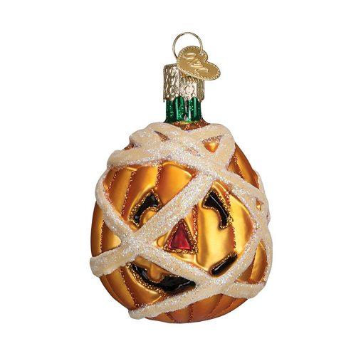 Old World Glass Halloween Ornaments