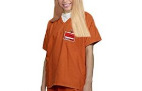 Orange Is The New Black Prisoner Costumes