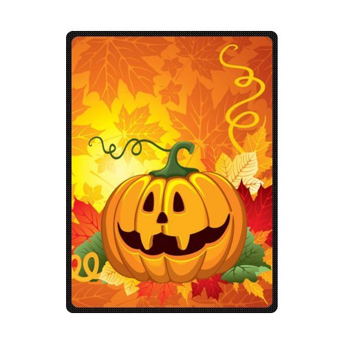Pumpkin Throw Blankets