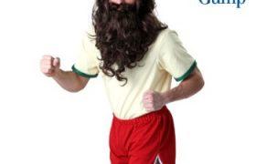 Running Forrest Gump Halloween Costume