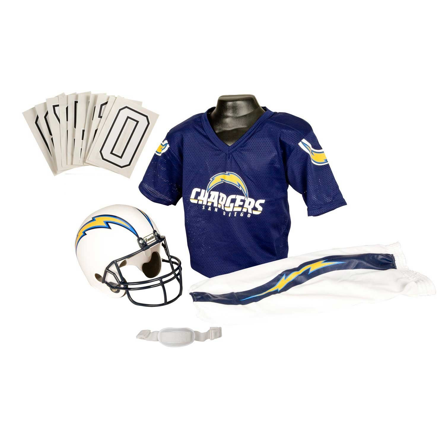 San Diego Chargers Costume: Best Costumes For Halloween