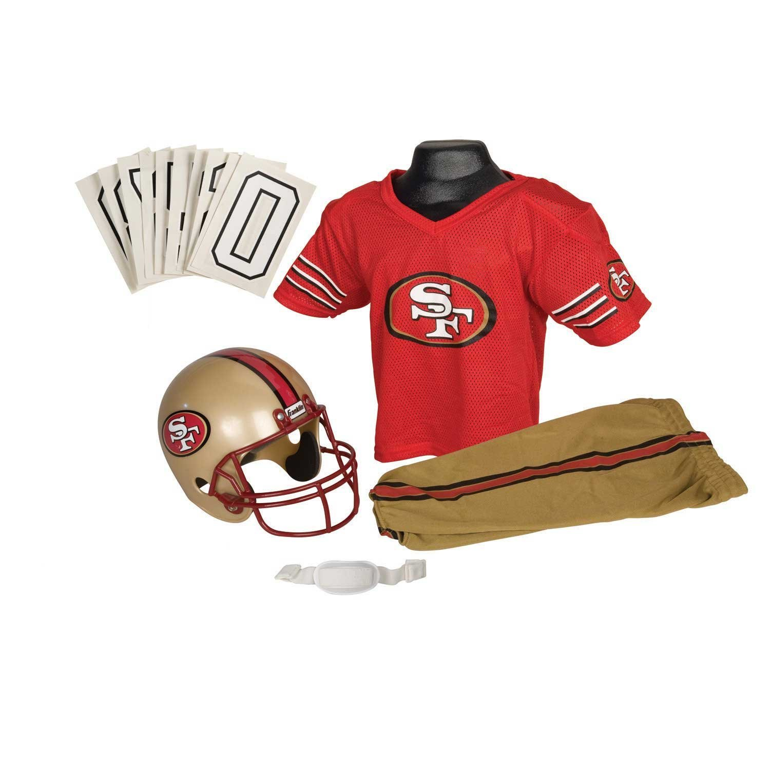 San Francisco 49ers Halloween Costumes