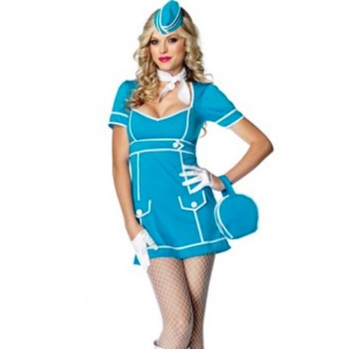 Sexy Teachers Pet Halloween Costumes-1079