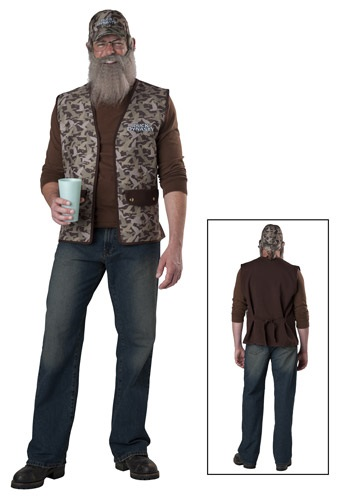 Si Robertson Duck Dynasty Halloween Costumes
