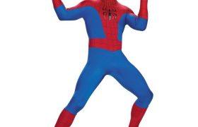 Spiderman Superhero Halloween Costumes for Men
