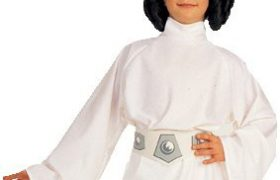 Star Wars Princess Leia Halloween Costumes