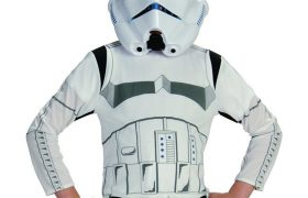 Star Wars Stormtrooper Halloween Costumes