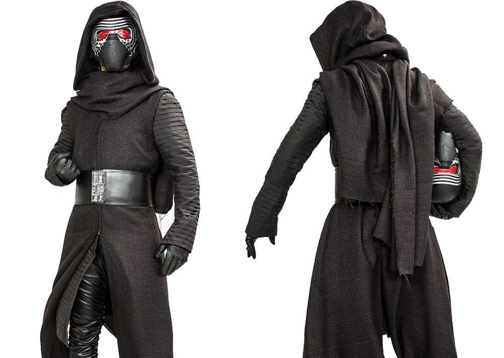 Star Wars The Force Awakens Kylo Ren Halloween costumes