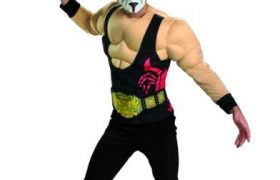 Sting Wrestling Halloween Costumes