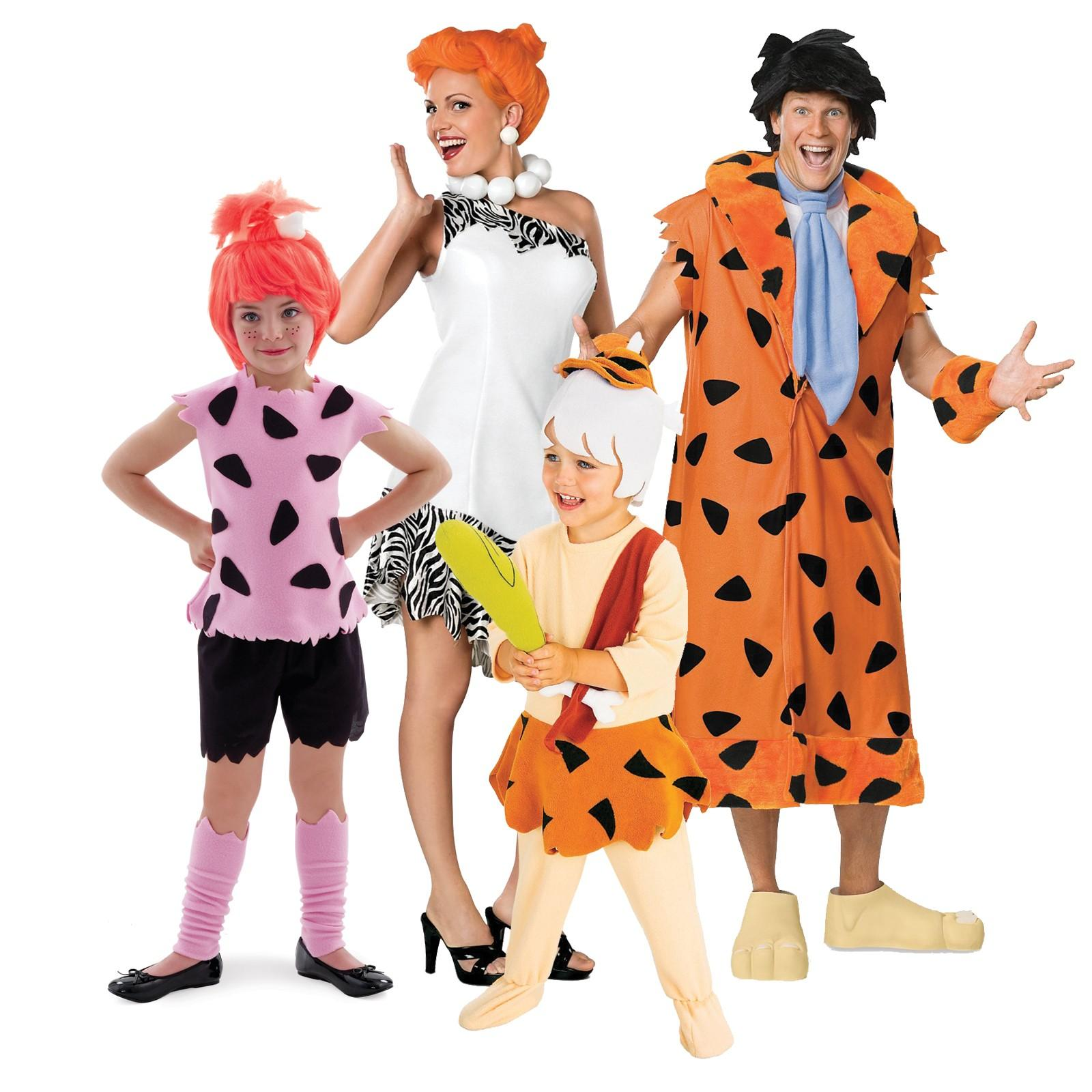 Flintstones Halloween Costumes