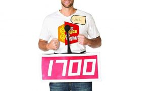 The Price Is Right Halloween Costumes