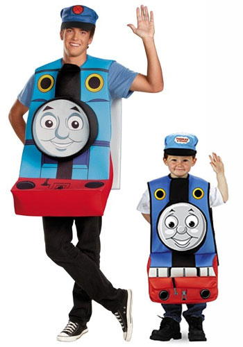 Thomas The Train Halloween Costumes