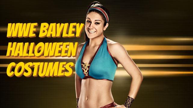 WWE Bayley Halloween Costumes