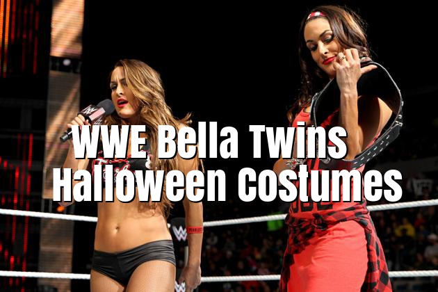 WWE Bella Twins Halloween Costumes