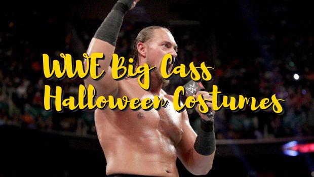 WWE Big Cass Halloween Costumes