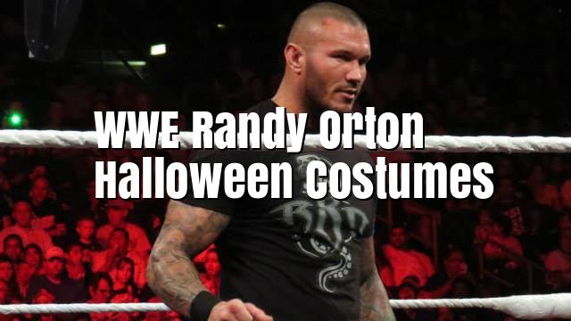 WWE Randy Orton Halloween Costumes
