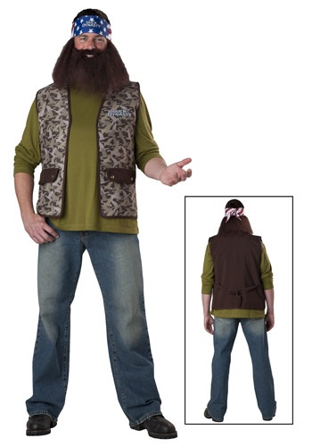 Willie Robertson Duck Dynasty Halloween Costumes