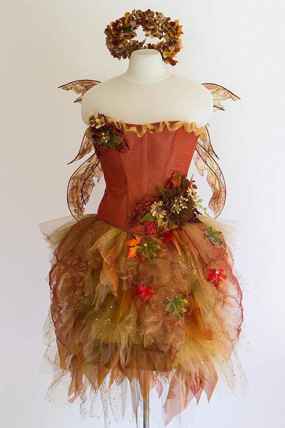 Woodland Autumn Fairy