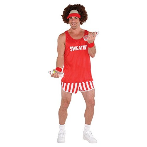 Workout Video Star Halloween Costumes