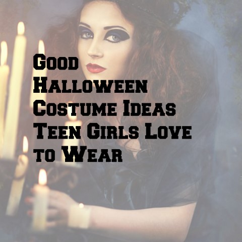 good halloween costume ideas teen girls