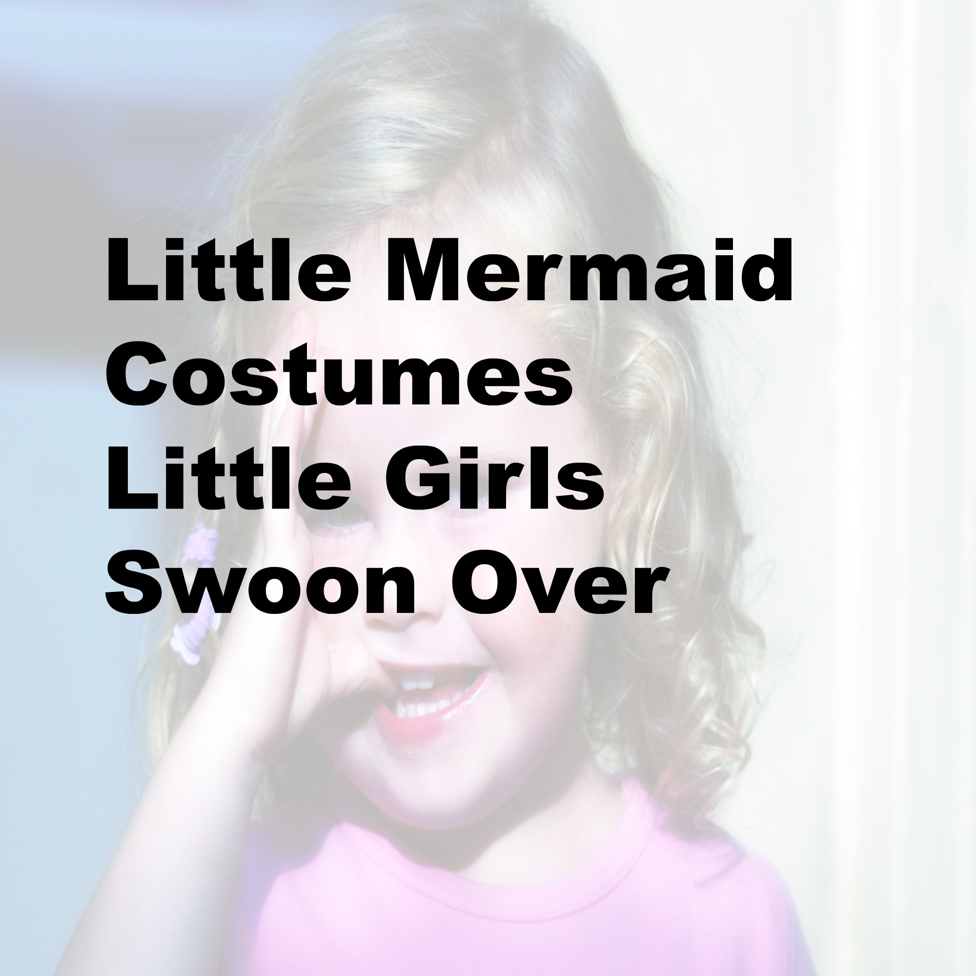 little mermaid costumes little girls