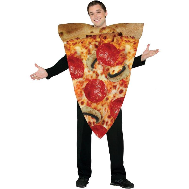 DIY Pizza Rat Costume