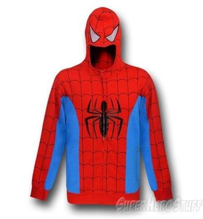 Superhero Hoodies for Halloween