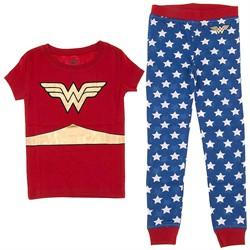 Wonder Woman Costume Pajamas