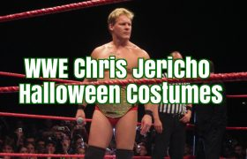 WWE Chris Jericho Halloween Costumes